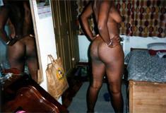 Dorm room pictures with sexy black sluts
