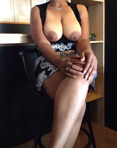 Ideal black tits with big nipples,..