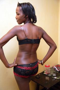 Amateur black girlfriends posing naked