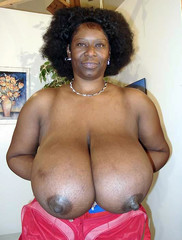 Perfect black boobs naked think, that